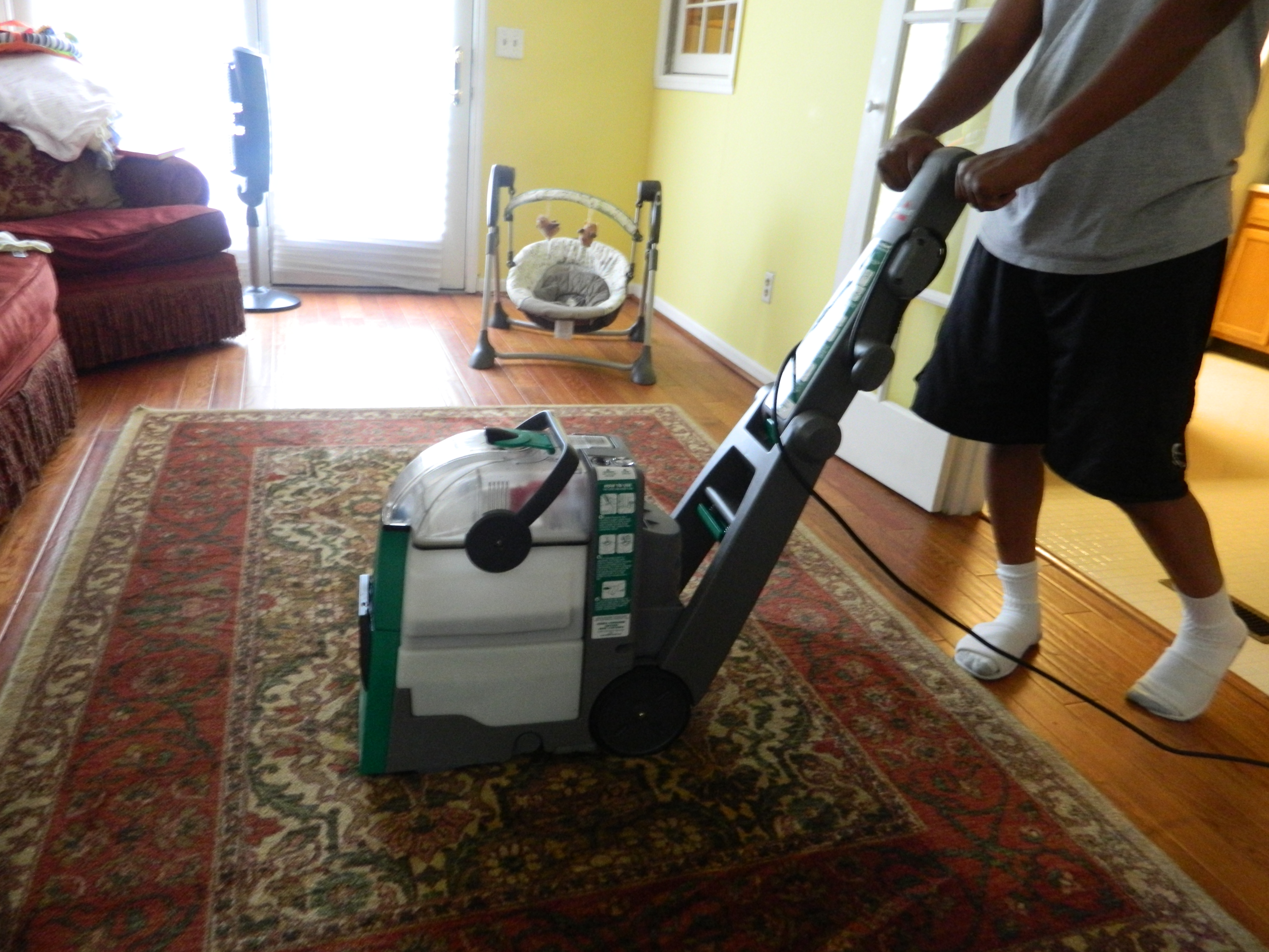 Bissell big green deep cleaning machine review bernetta style dscn0589 dailygadgetfo Choice Image