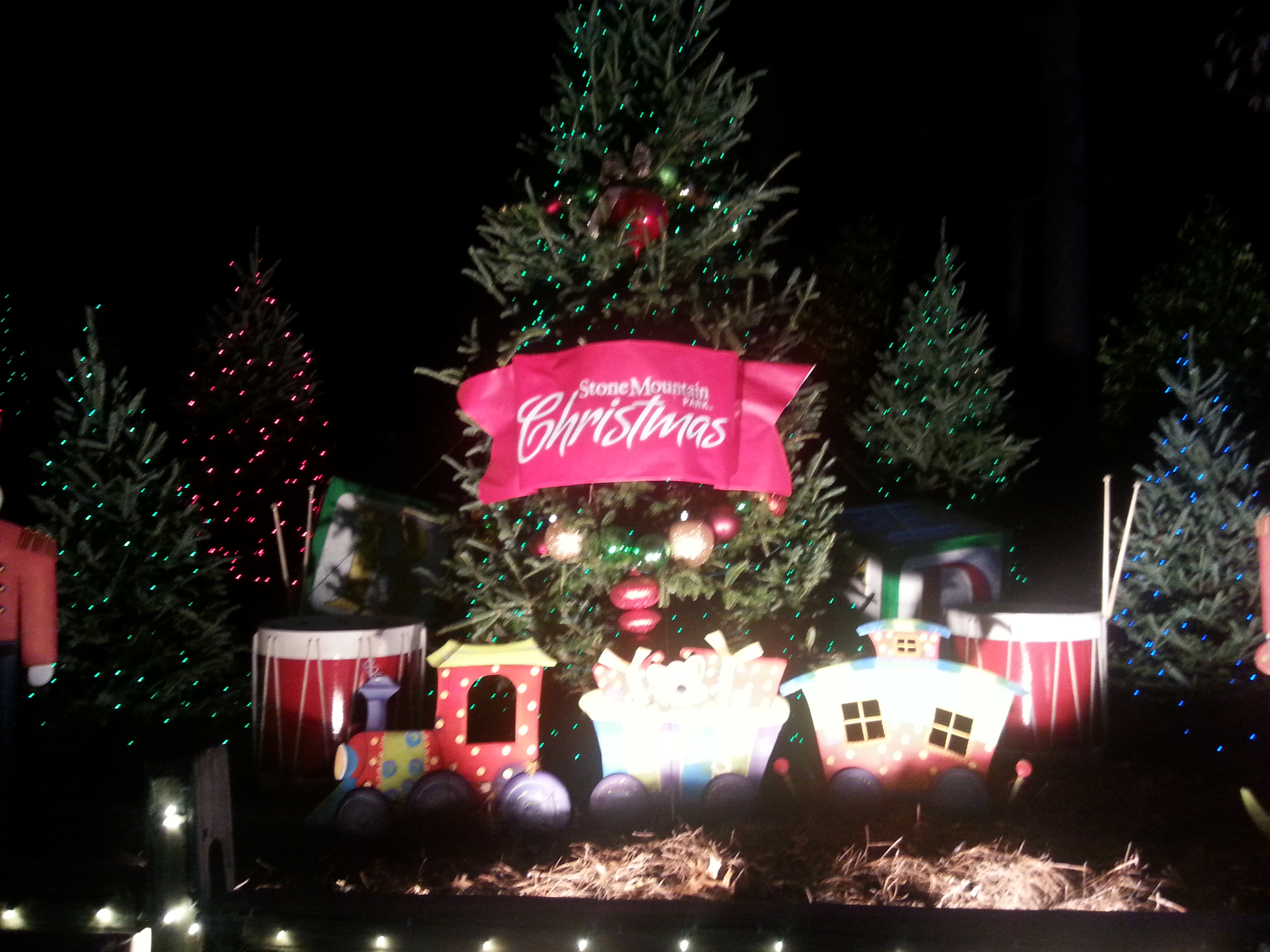 Stone Mountain Christmas.Stone Mountain Christmas Has Started Review Bernetta Style