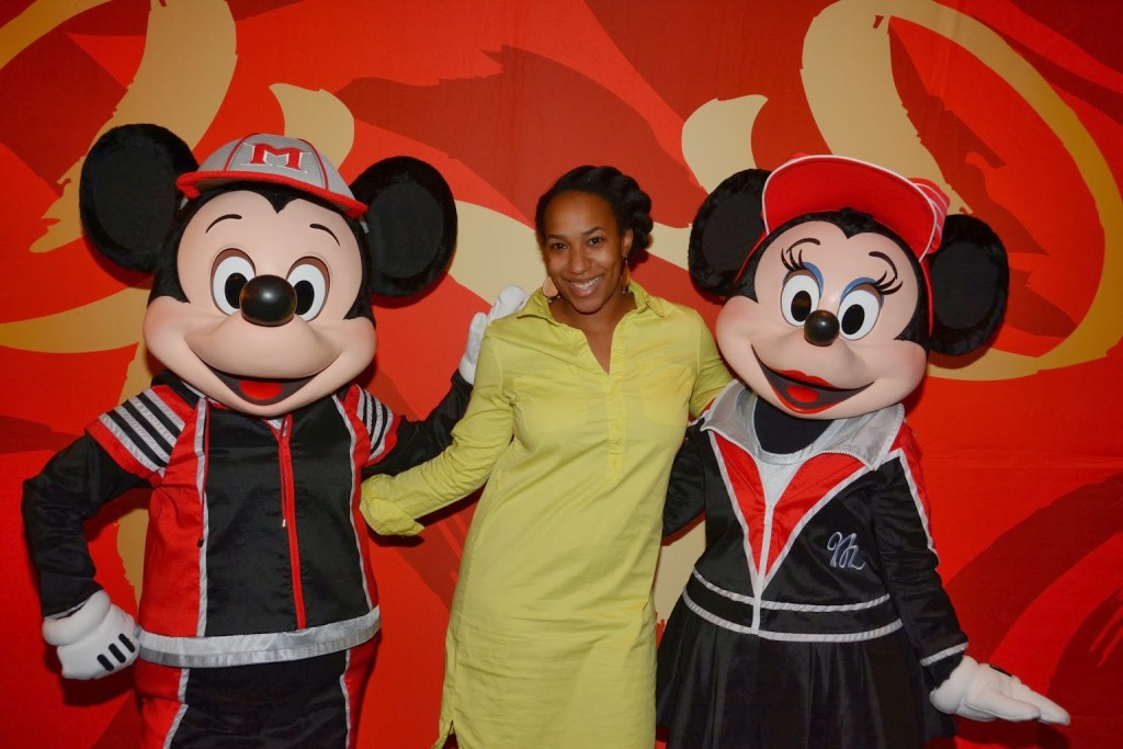 Mickey Mouse-Minnie Mouse-Disney-Run-ESPN-BernettaStyle.com