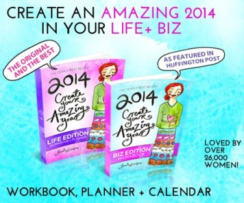 Leonie Dawson_Create_Your_amazing_year_2014-bernettastyle.com