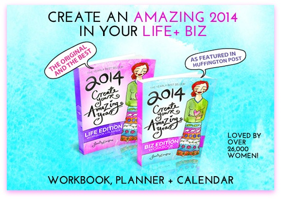 create your amazing 2014 life and business_bernettastyle.com