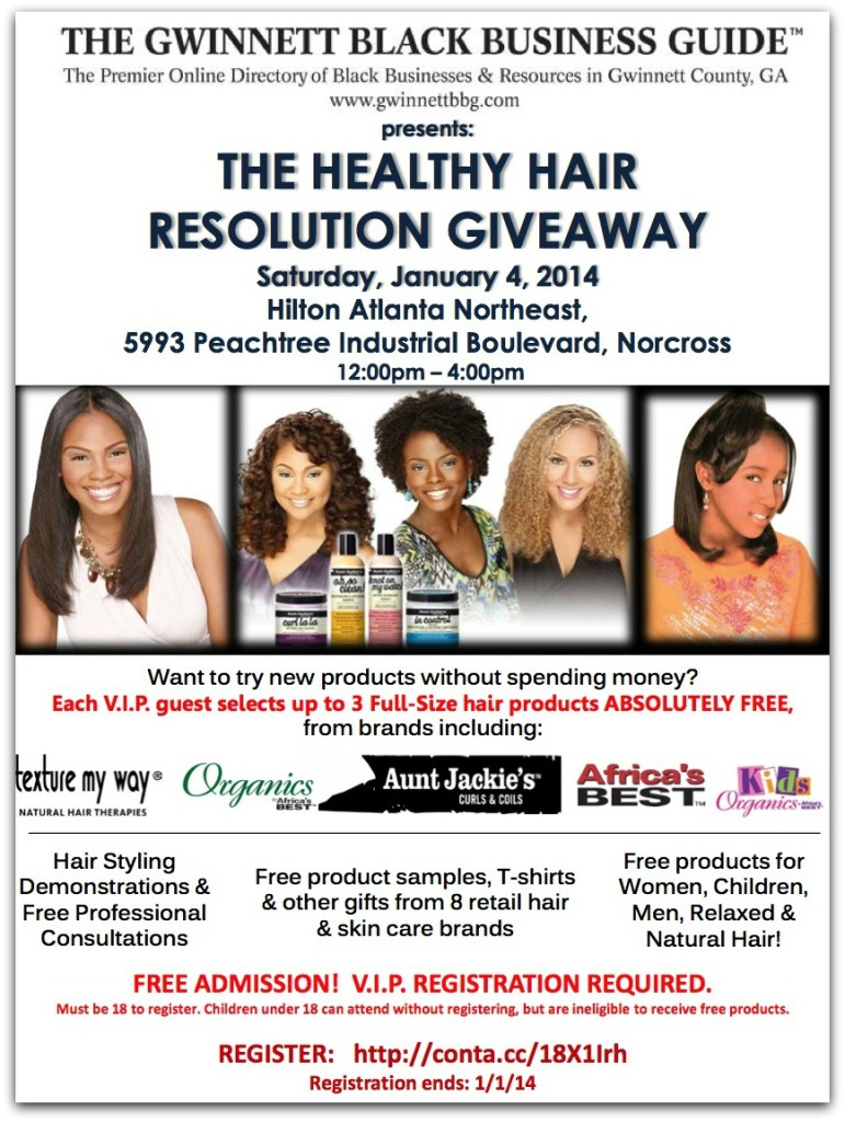 2014 Healthy Hair Resolution Giveaway Event _ BernettaStyle.com