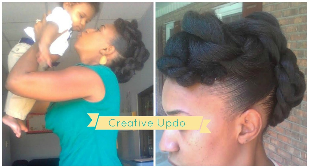 natural hair undo_bernettastyle