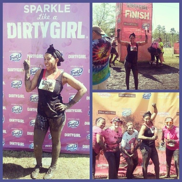 Dirty Girl Mud Run_bernettastyle.com