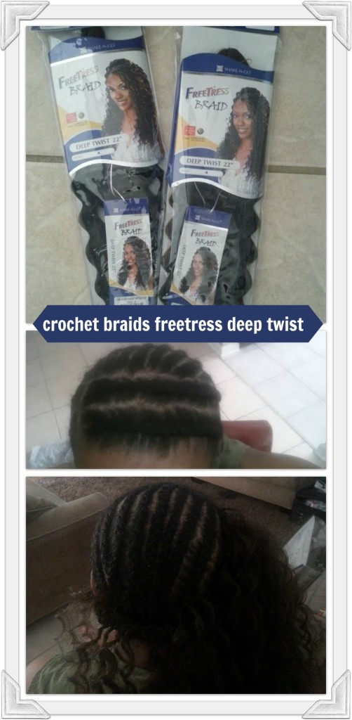 Crochet braide freetress deep twist_bernettastyle.com