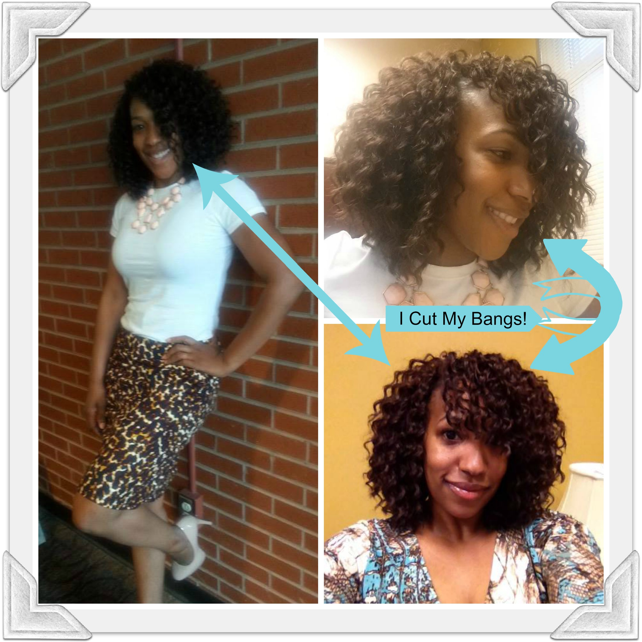 Crochet Hair Curl Patterns : Crochet braids freetress_bernettastyle.com