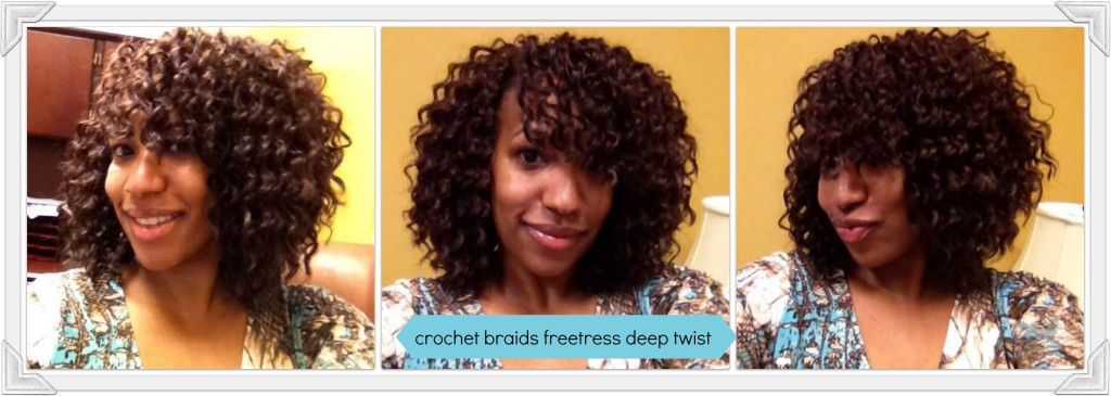 Crochet Braids Freetress Deep Twist_BernettaStyle.com