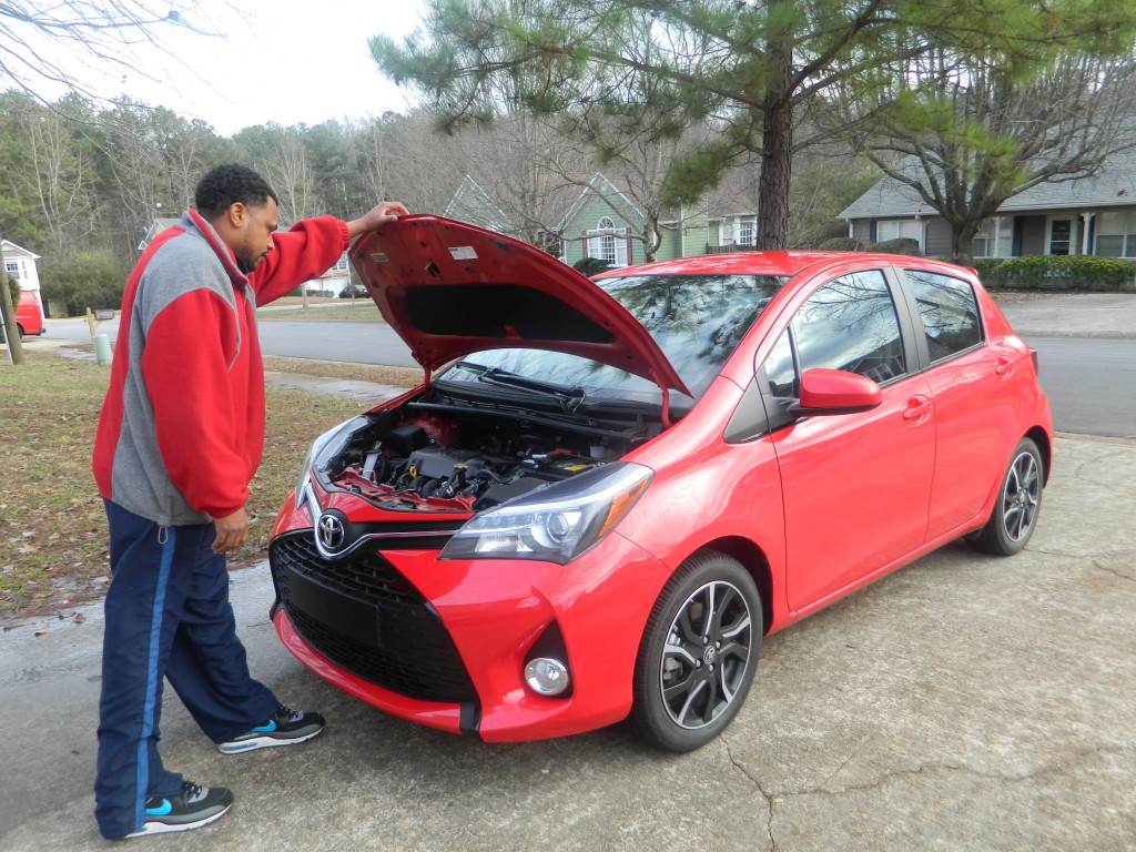 Toyota Of New Bern >> (Review) Winter Car Preparation in the Toyota 2015 Yaris # ...
