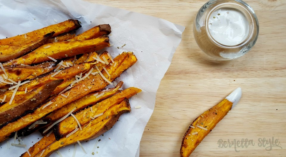 Sweet Potato Fries_BernettaStyle