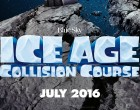 Ice Age Collision Course Movie Artwork