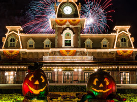 Disney Not-so-scary Halloween