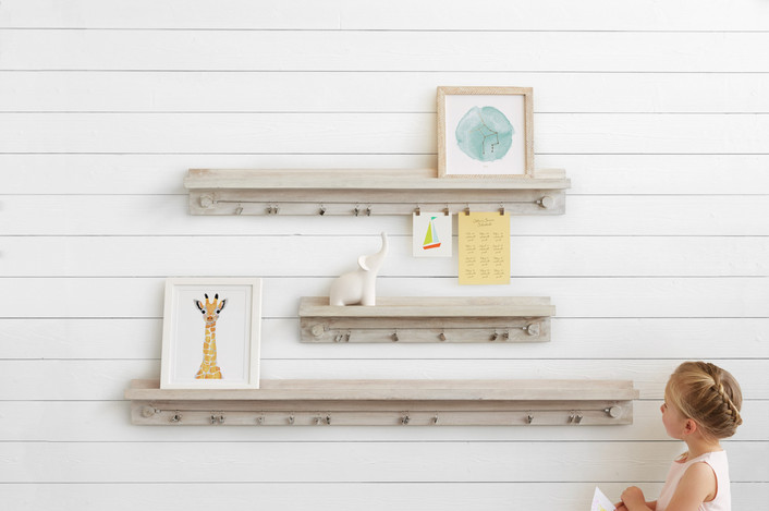 minted shelves