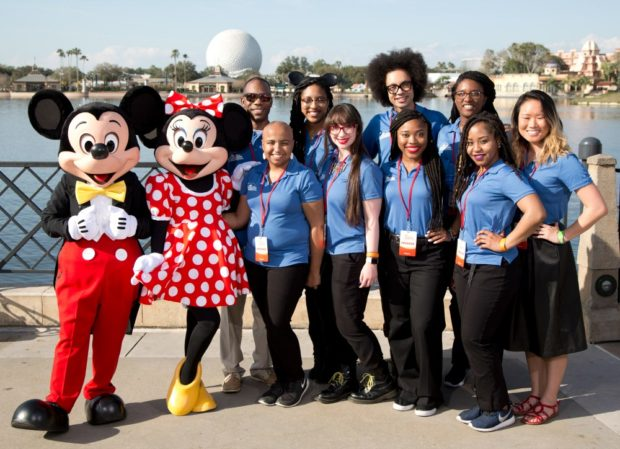 Disney Dreamers Alumni