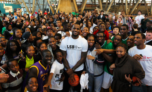 Lebron James_public school
