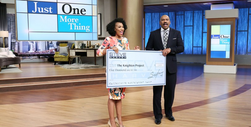 Steve Harvey_The Knighten Project