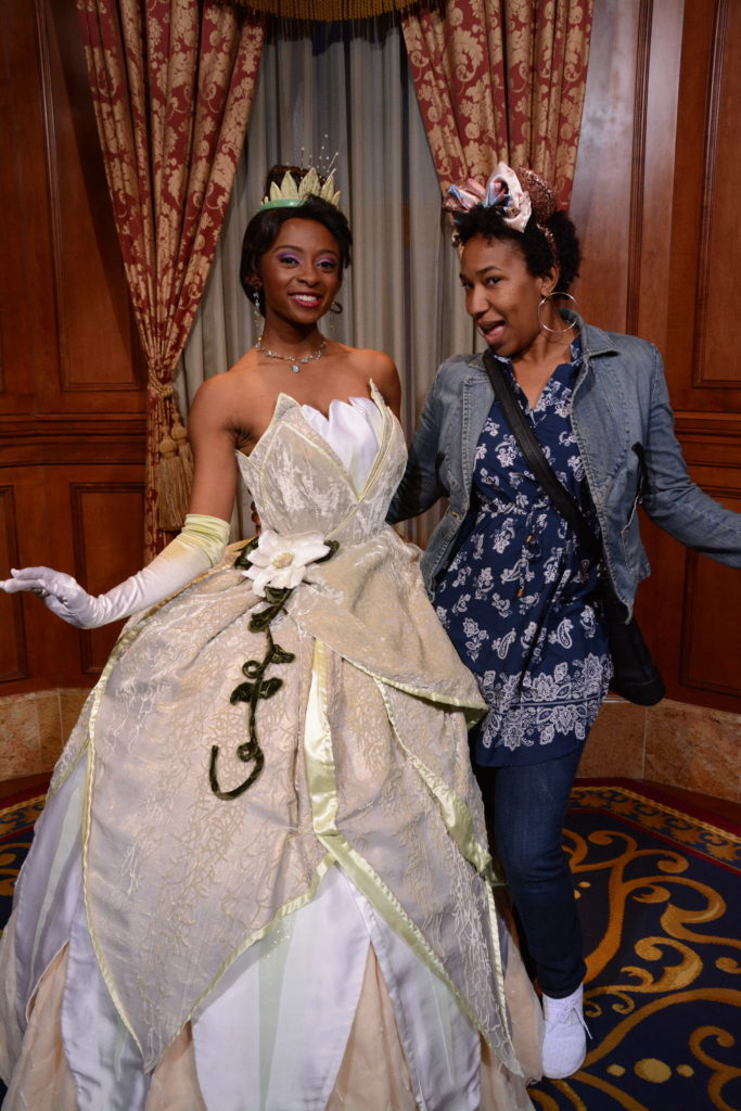 Princess Tiana and BernettaStyle