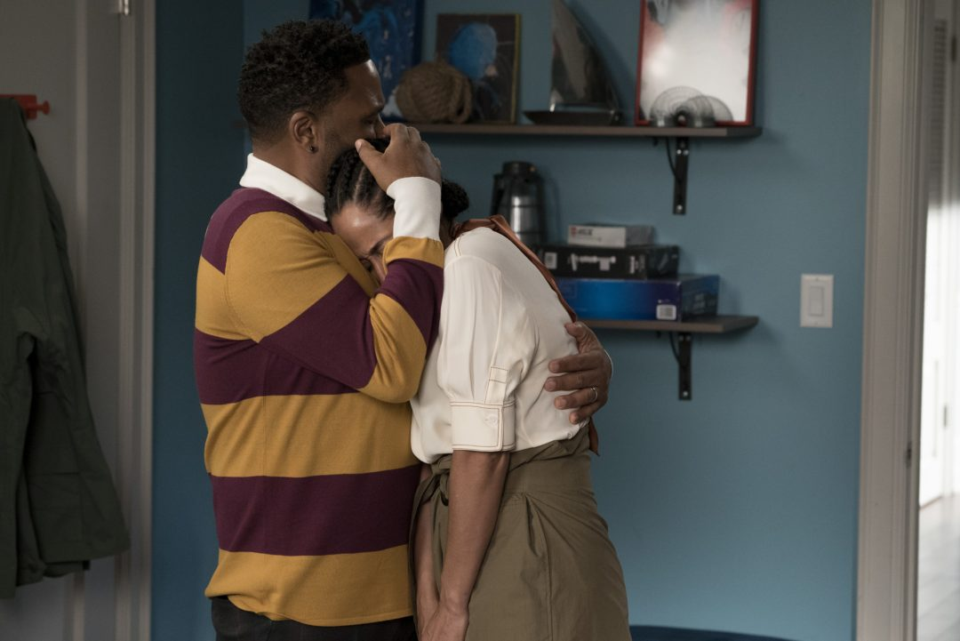Black-ish ANTHONY ANDERSON, TRACEE ELLIS ROSS