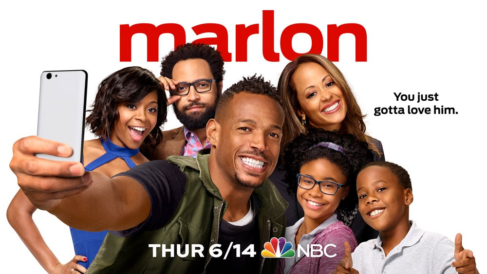 Marlon on NBC