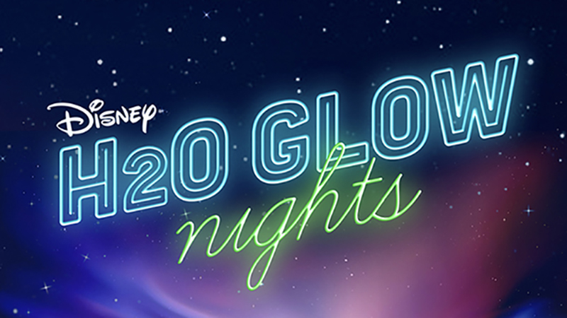 #DisneyH2OGlow 1
