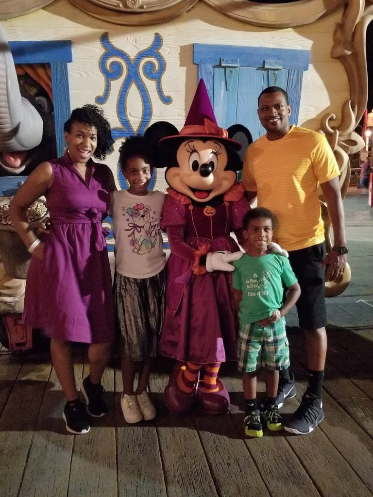 Mickey's Not So Scary Halloween - BernettaStyle