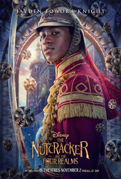 Nutcracker and four realms