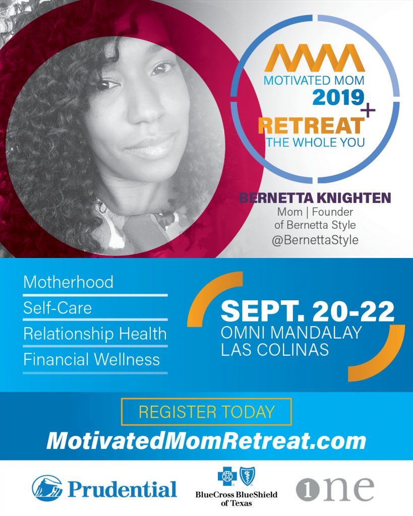 self-care Motivated Mom retreat bernettastyle